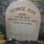 George_Fox_marker_Bunhill_Fields