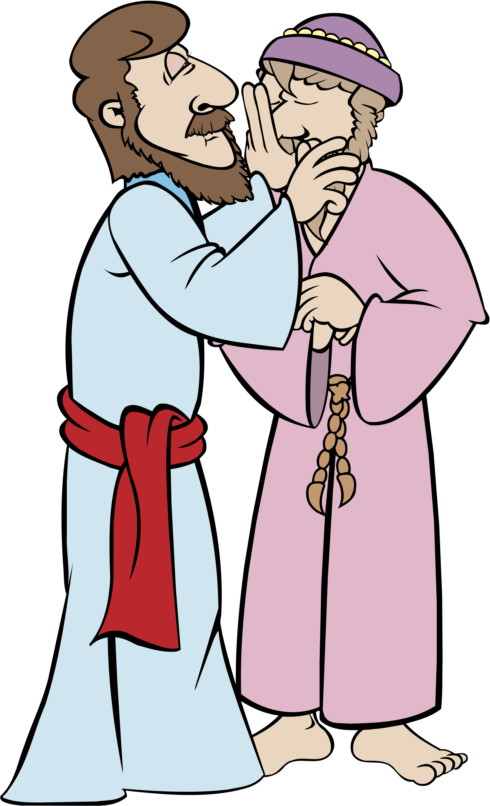 clipart of jesus healing - photo #11