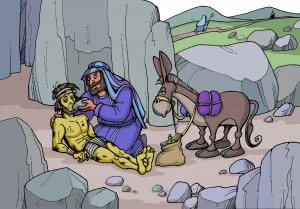 Good samaritan art