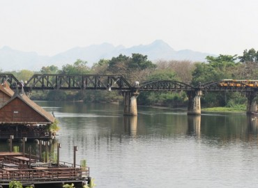 Bridge over the Kwai